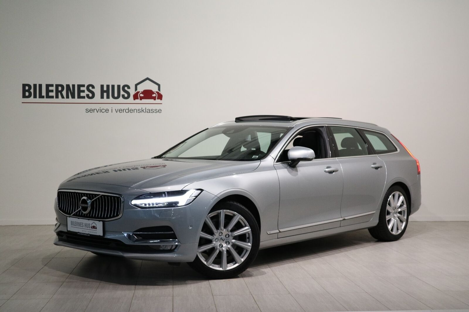 Volvo V90 2,0 T5 254 Inscription aut.