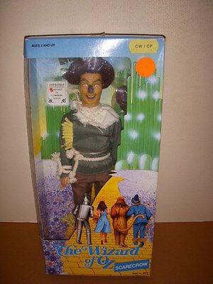 Vintage 1988 Multi Toys Corp., Scarecrow #8875, The Wizard of Oz, NRFB!