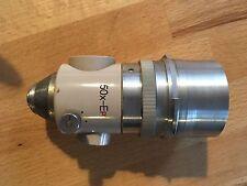 Nikon objective  Lens 50x EP For Optical Comparator
