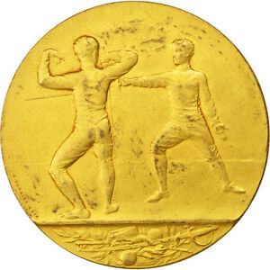 Conscientious Medal Refreshment 50-53 Au Sports & Leisure France #63344 French Third Republic