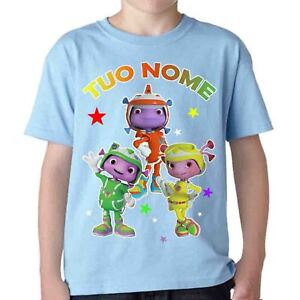 The floogals floogles cartoni animati fleeker boomer flo t shirt
