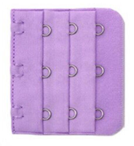 1 rallonge soutien gorge 3 crochets astuce lingerie décolleté 5,5 x 5 cm