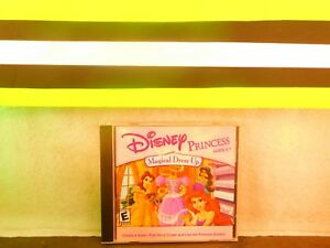 Disney-Princess-CD-ROM
