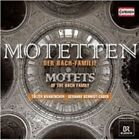 Motets of The Bach Family 0845221050607 by Tolzer Knabenchor CD