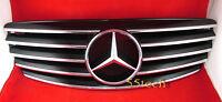 Mercedes Benz W211 Grill E320 E500 E55 Grille Cl Style 5 Fins Style 0306