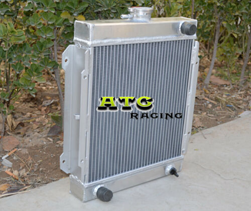 3 Row Aluminum radiator for DATSUN 1200 B110 A12// A12T 1.2L 1970-1976