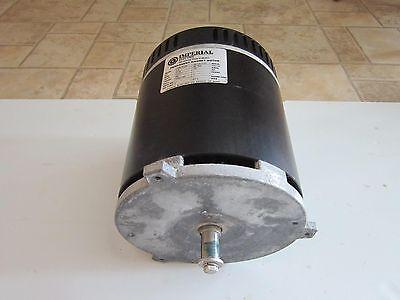 Imperial Electric Permanent Magnet DC Motor Model P66LR006 36V 3.6HP