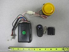 NEW - CHINESE ATV REMOTE START ALARM SET MINI QUAD 50CC 70CC 90CC 110CC 125CC