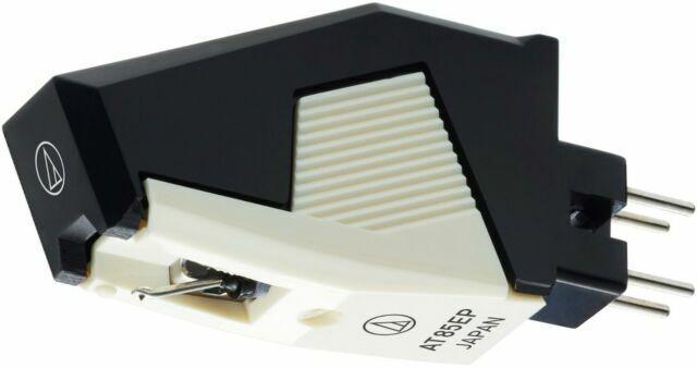 Audio-Technica AT95EX 1//2 Mount Elliptical Stylus Turntable Cartridge