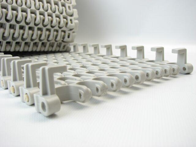 Intralox 2400 White Polypropylene 16ft X 16in Conveyor Belt