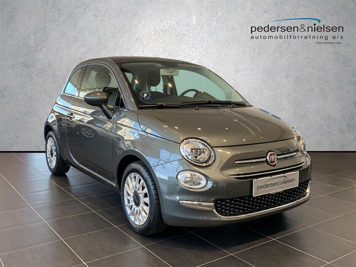 Fiat 500 1,2 Prince 3d - 119.900 kr.