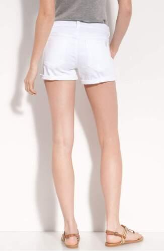 bianchi laminati 32 jenny 98 Nwt Jeans Joe's Shorts in qx6w080Bt
