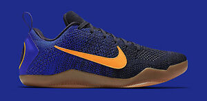 reputable site a10d0 f12e8 Image is loading Nike-Kobe-11-XI-Mambacurial-FC-Barcelona-Size-
