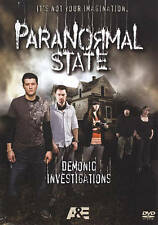 Paranormal State: Demon Investigations (DVD, 2009)