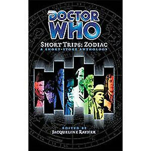 Big Finish Short Trips #1 DOCTOR WHO - ZODIAK - Hardcover Book - NEW Condition