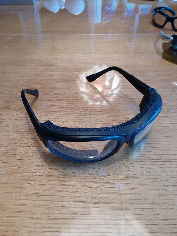 Briller, Sportsbrille, str. L