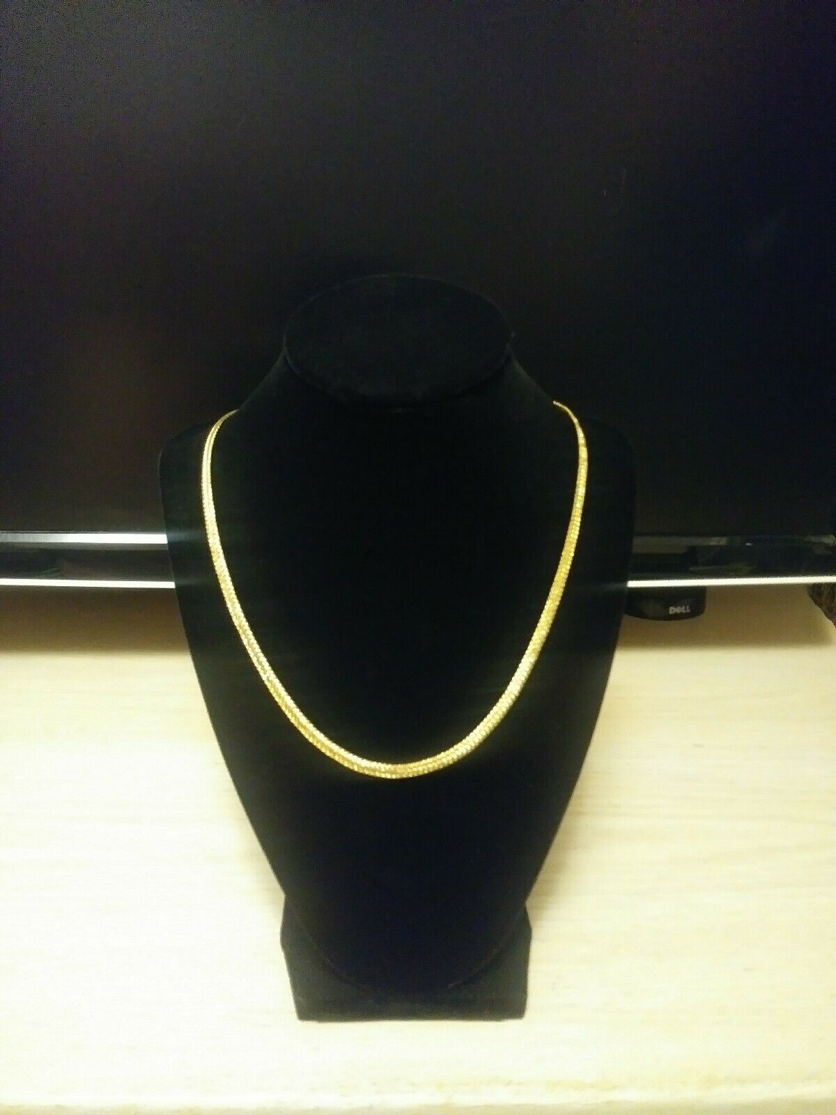 Faux gold Chain 20 inch