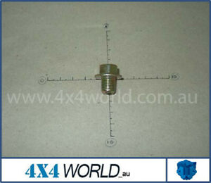 for toyota hilux ln167 ln172 series engine plug sump ebay Hilux Diesel Engine image is loading for toyota hilux ln167 ln172 series engine plug