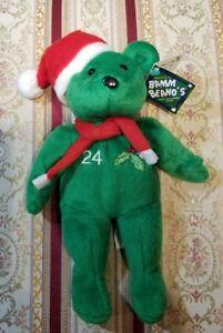 173cad0cfd6 1998 Ken Griffey Jr.  24 Salvinos Bamm Beanos Beanie Babies Teddy ...