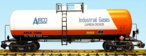Estados unidos trains 15259 42' Modern Tank Coche  Airco