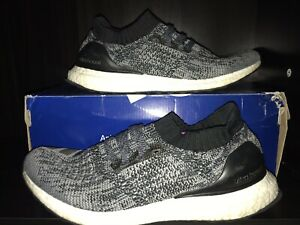 2a09860c2e1 Image is loading Adidas-Ultra-Boost-Uncaged-Grey-Gray-US-9