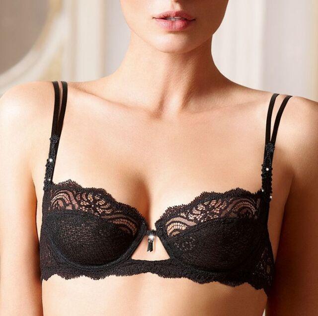 114a2173fe Lise CHARMEL Soutien gorge Noir Taille Fr/85c Joaillerie Bra Size ...