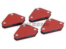 4 Piece Mini Welding Magnet Aids  - Soldering Welder ARC TIG MIG Metal Working