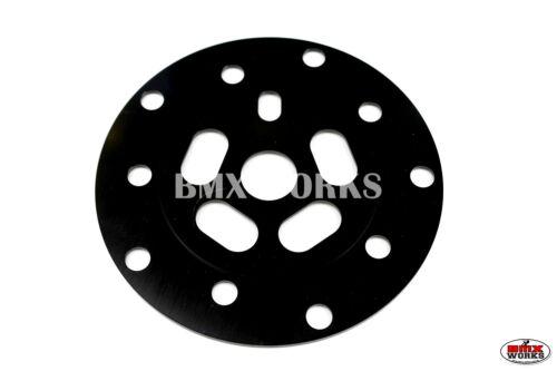 Old School BMX Style ProMX Retro Alloy BMX Power Disc 110 /& 130 BCD Black