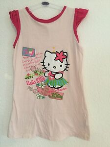 Hello-Kitty-Kleid-Gr-116-122