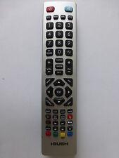 BUSH LED TV/DVD COMBI SILVER REMOTE CONTROL