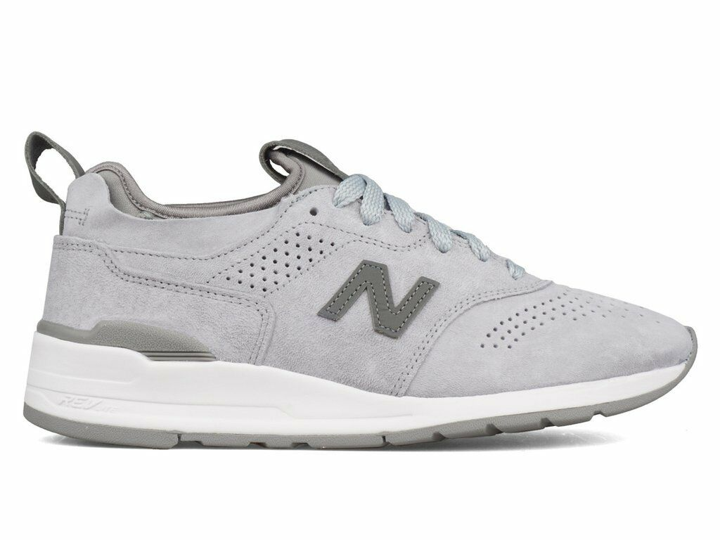 Men's New Balance Made in USA M997DGR2 Athletic Fashion Casual Sneaker MSRP  180