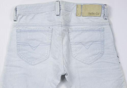 Tapered Skinny Jeans Slim Bnwt Leg 29x32 New Thanaz Diesel Fit 8880l Brand UxzB00q