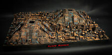 "Blade Runner Pyramid painted model Tyrell Corporation 16"" diorama spinner"