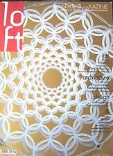 LOFT Nordic Bookazine Art Architecture Design Olafur Eliasson Furniture Fair
