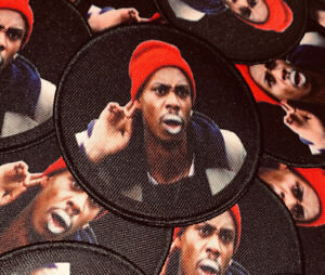 Dave Chappelle Tyrone Biggums Patch Chappelle/'s Show The Roots Mos Def comedy