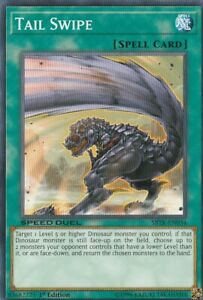 YUGIOH-CARD-1-X-TAIL-SWIPE-SBTK-EN034-1ST-EDITION