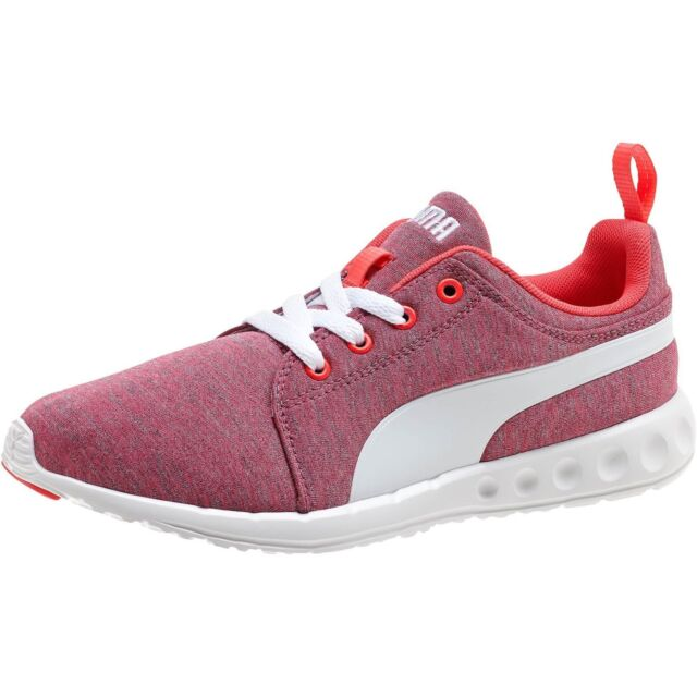 d1c1bb7f852 PUMA Carson Runner Heather Athletic SNEAKERS Running Pink Women Shoes Size 7