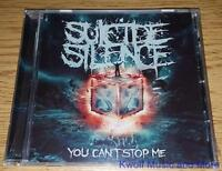Suicide Silence you Can't Stop Me (cd, 2014)