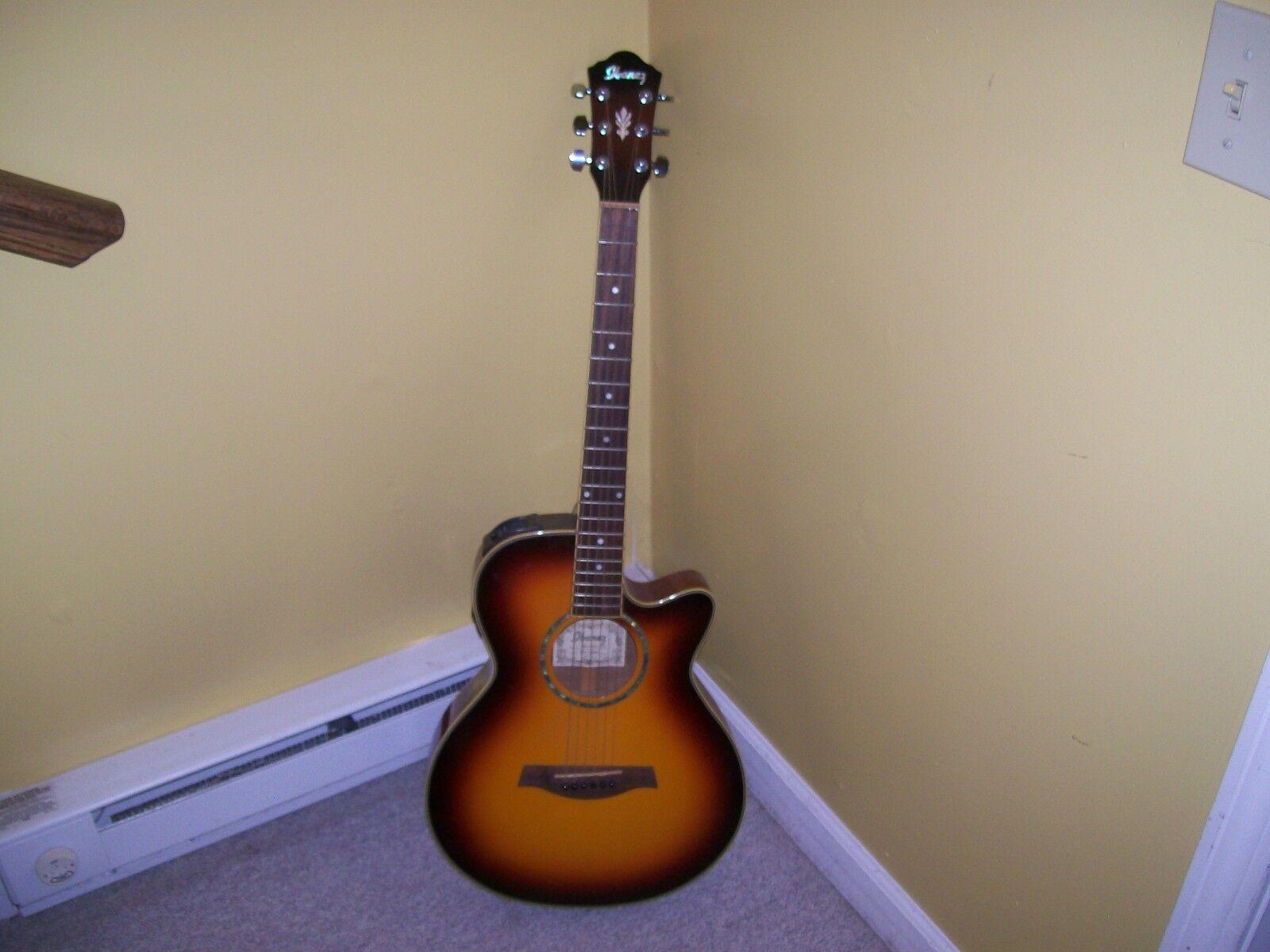 Ibanez A E G 10 -VS 14-03 guitar ser.K031100849