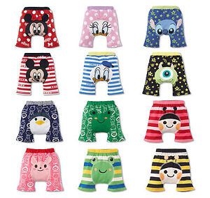 Baby-Toddler-Boy-Girl-Bloomer-Nappy-Cover-Shorts-Pants-Size-0-6-6-12-12-18-Month