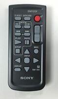 Hxr-nx100 Nx100 Sony Original Wireless Remote Control
