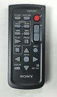 Hdr-ax2000 Ax2000 Sony Original Wireless Remote Control