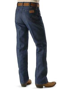 34x40 coupe 13mwz taille Jeans Cut droite Cowboy Wrangler wROnq8ZBR