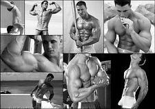 """015 Greg Plitt - American Fitness Model Actor 20""""x14"""" Poster"""