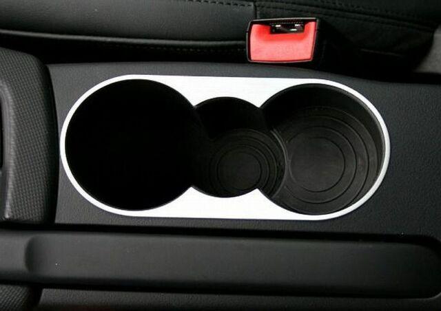 Audi TT MK2 quattro s-line 8J TTs TTRS 3,2 3.2 alu frame interni for cupholder