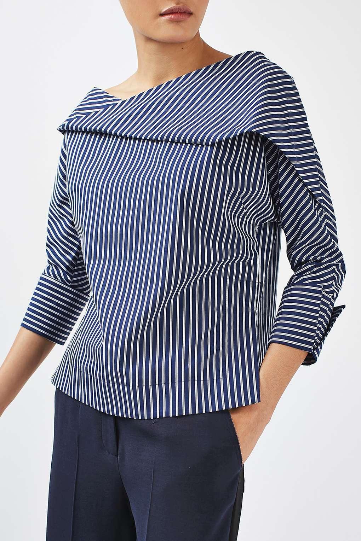obenshop Twist Stripe oben By Boutique Größe 8 36  US 4