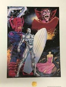 "20x30 Galactus /& Silver Surfer poster home decor photo print 16x24 24x36/"""