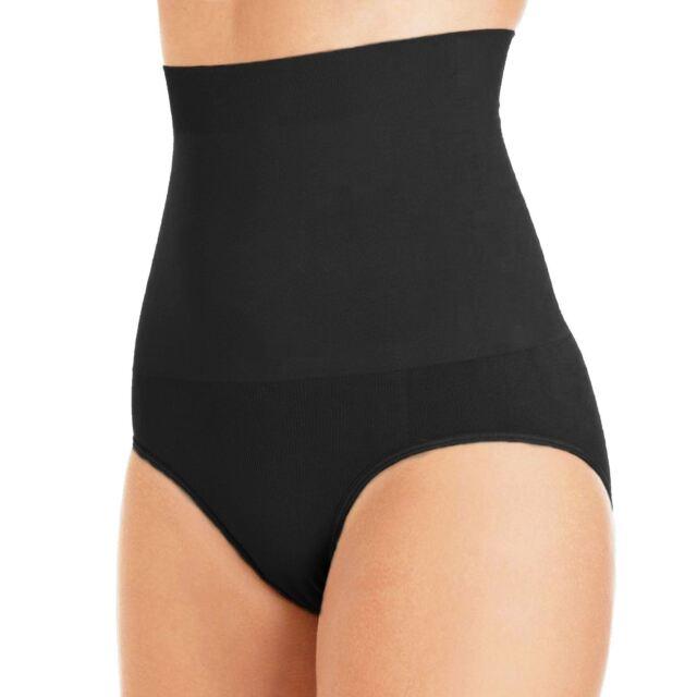 514c922b49c44 Womens Seam High Waist Slimming Control Brief Tummy Tuck Bum Lift ...