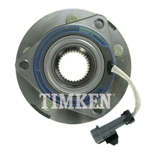 Wheel Bearing and Hub Assembly-Axle Bearing and Hub Assembly Front,Rear Timken