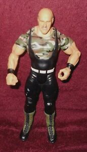 SGT SLAUGHTER WWE CLASSIC SUPERSTARS JAKKS Pacific SERIES 27 Figure 2003 Rare